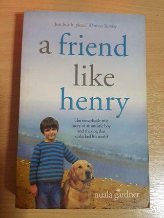 🚚 A Friend Like Henry - Nuala Gardner