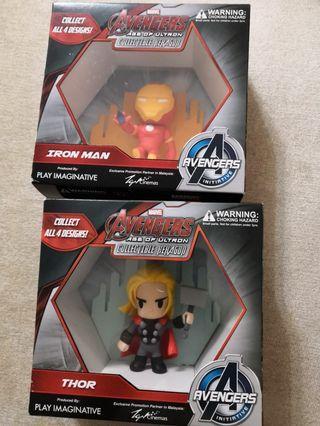 Iron Man & Thor - TGV Age of Ultron collectible