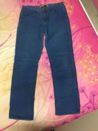 Stretchable Jeans (Original BUM)