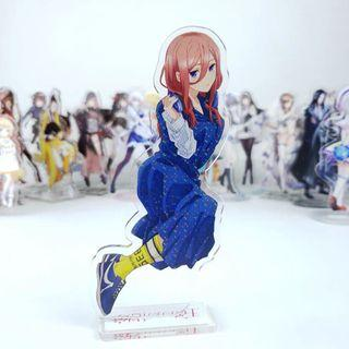 The Quintessential Quintuplets Acrylic Stand
