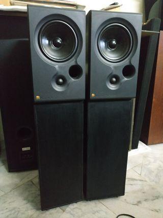 KEF Coda 9 floor speakers UK Made