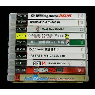 PS3  10games