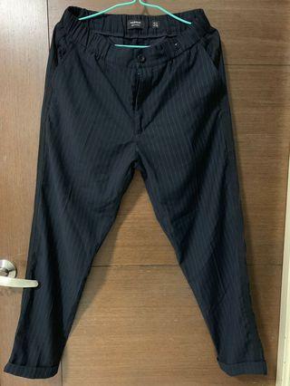 🚚 Pull & Bear Striped Pants
