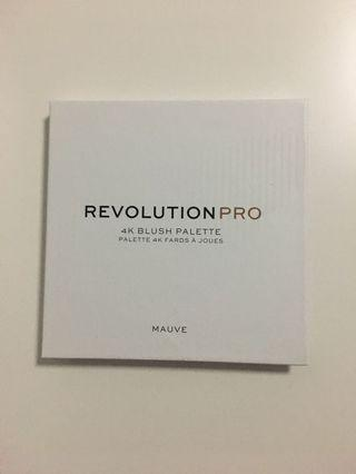 Makeup Revolution Pro 4K Blush Palette