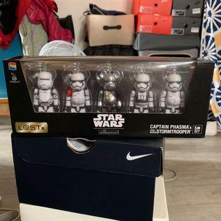 Bearbrick 100% Star Wars box set