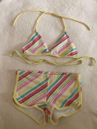 TODDLERS SWIMMING OUTFIT