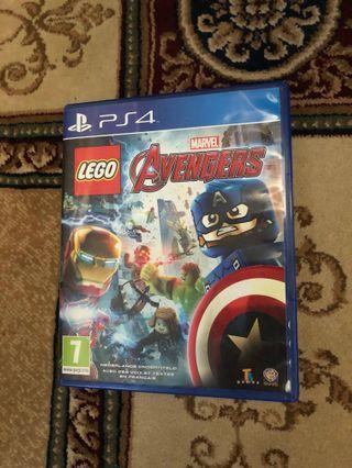 PS4 MARVEL Lego Avengers