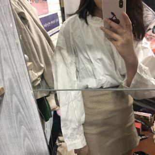 🚚 小仙女ㄉ白色上衣
