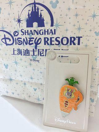 SH Disneyland DisneyParks Collection zootopia Judy pin