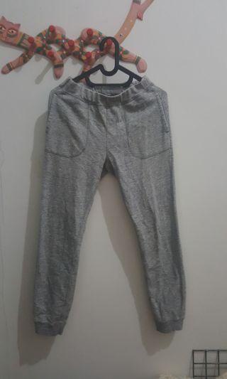 Uniqlo grey sweatpants