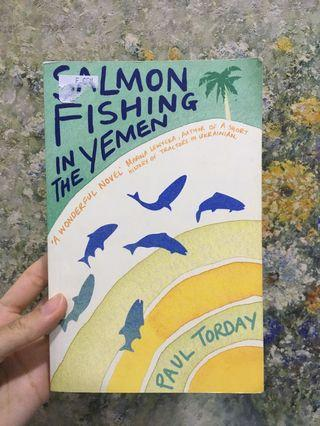 Salmon Fishing in the Yemen (English Novel, Fiction, Book)
