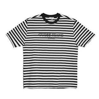 Small Guess X ASAP Rocky David Reactive T-Shirt Navy