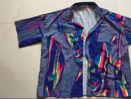 Psychedelic 短袖恤衫