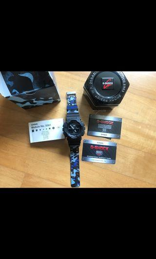 🚚 Brand new G-Shock Watch (Designer Limited Edition) Contactless Wearable