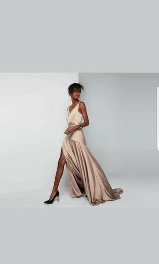 Fame and Partners Escala Dress