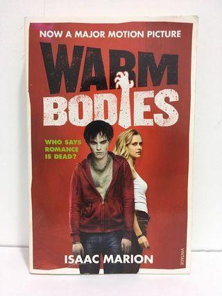 Warm Bodies by Isaac Marion (English Novel, English Fiction, English Book) #APR10