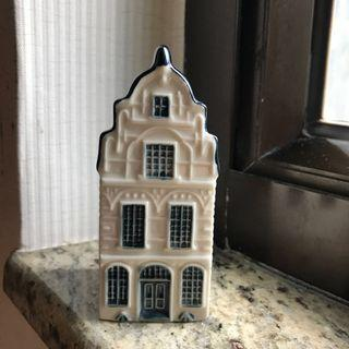 荷航代爾夫特藍陶小屋/KLM Delft Blue houses