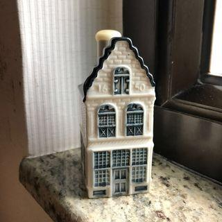 荷航代爾夫特藍陶小屋/ KLM Delft Blue houses