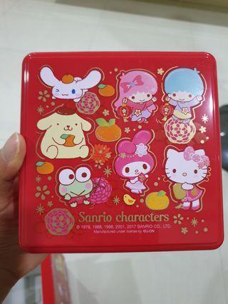 Sanrio Double Layer Candy Case