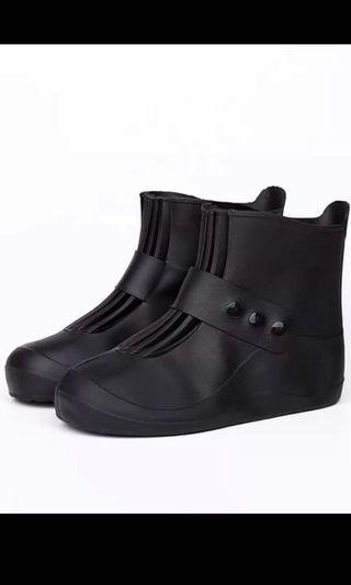 黑色40/41防水鞋套