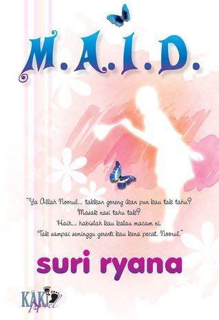 M.A.I.D Malay Novel