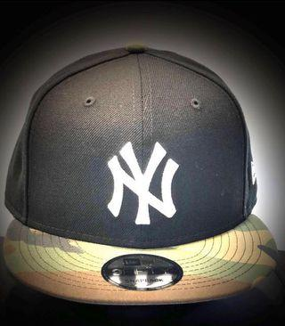 d3edce05bb4 New Era Cap NEW YORK YANKEES 9FIFTY Snapback READY STOCK Colour-Basic Black    Woodland