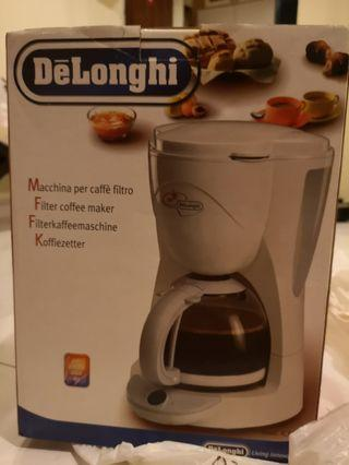 Brand New Vintage DeLonghi Drip Coffee Maker