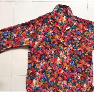 Vintage Hawaii 夏威夷花花恤衫