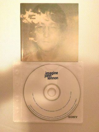 "John Lennon ""Imagine"" CD"