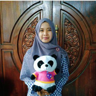 Boneka Panda Baju Import SNI