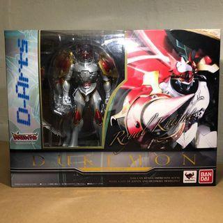 D-Arts Digimon Dukemon