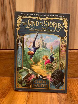 🚚 The Land of Stories - The Wishing Spell