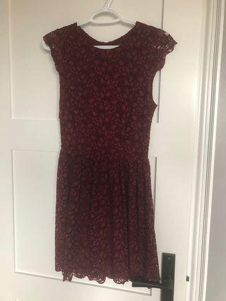 Talula lace dress. New. Tags still on. Size 2