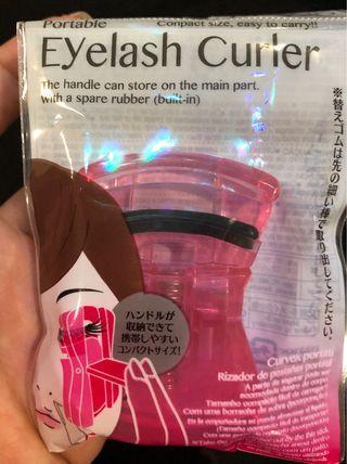 Eyelashes curler