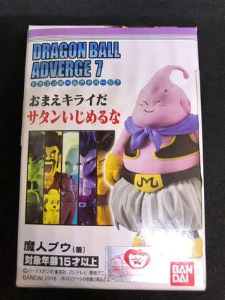 Dragon ball Adverge 7 肥布歐