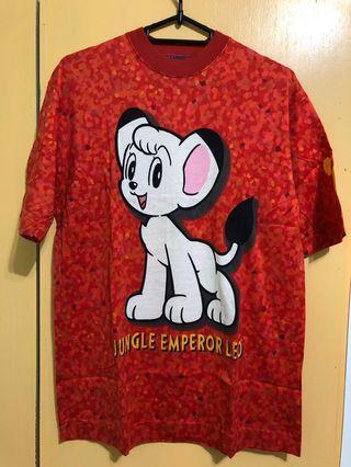 迪士尼小白獅圖案T-shirt