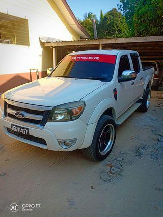 Ford ranger XLT 2010 manual