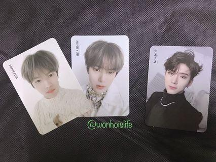 [WTT] MONSTA X 🐶MINHYUK AND 🐹KIHYUN PC