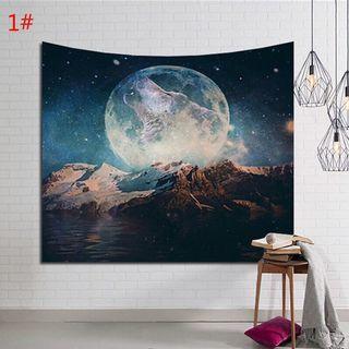 🚚 Mandala Tapestry Wall