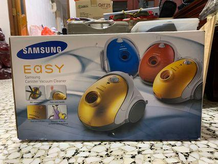 🚚 Samsung Easy Canister Vacuum Cleaner