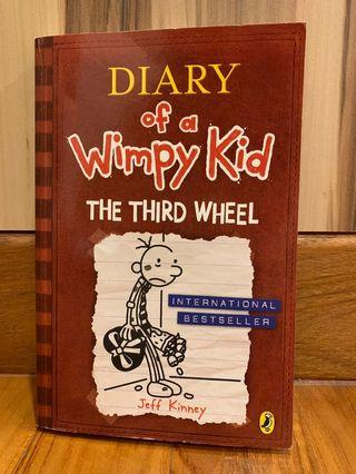 🚚 Diary Of A Wimpy Kid - The Third Wheel