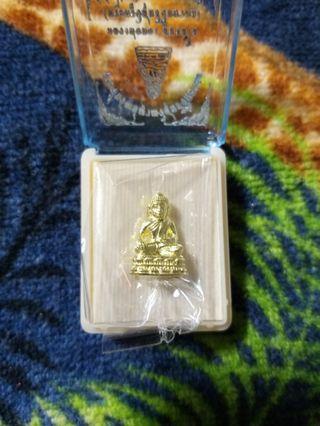 Wat Banrai Lp Thong phra Chaiwat Be2561