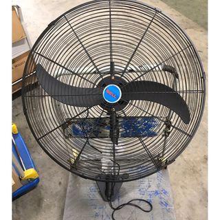 """26"""" Industrial Powerful Wall Fan. 100% New Product! Plenty of Stocks!"""