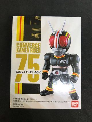 Converge Kamen Rider 75 幪面超人 BLACK