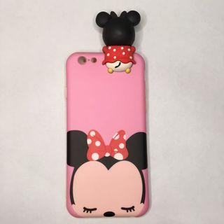 Minnie mouse case for iphone 6/6s