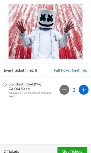 2 Tickets to iHeart Radio Fan Fest