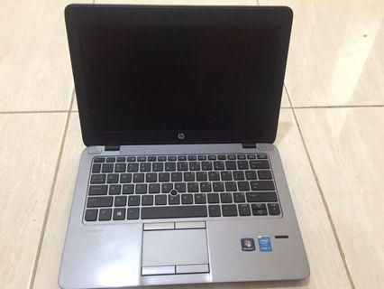 HP elitebook 820G2 ie7 (negotiable)
