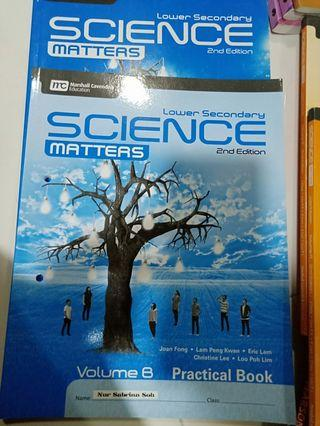 Science Matters Practical and Workbook