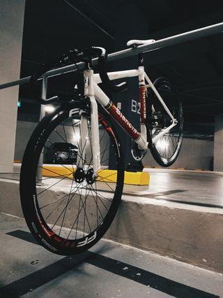 [NEGO]Bianchi Pista Sei Giorni Pista Build (Fixie, Fixed gear, Single speed)