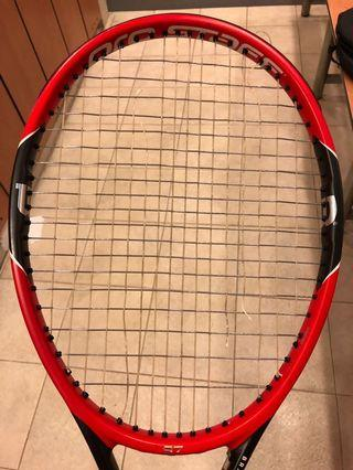 Sony Tennis Sensor + Wilson Pro Staff PS 97 Tennis Racquet (One Adaptor for Wilson Racquet only) and charger